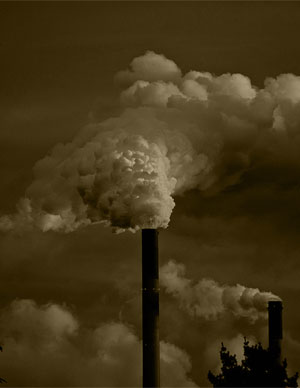 Inquinamento ambientale industria tessile